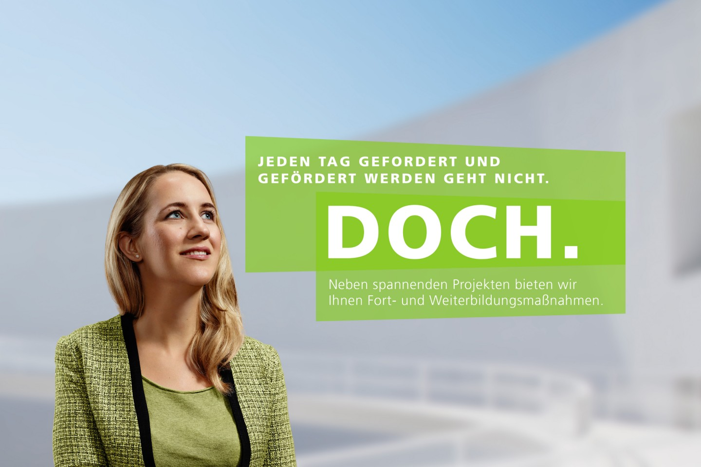 Fraunhofer Recruiting-Kampagne